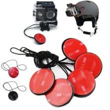 5pcs Camera Tether Secure Rope W 3M Sticker For Gopro
