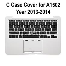 Top C Case For MacBook A1425 A1398 A1466 A1502 A1534 A1707 A1708_USED