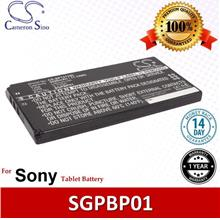 Original CS Tablet Battery Model SPT212SL Sony SGPBP01 Battery
