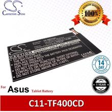 Original CS Tablet Battery AME370SL Asus Transformer Pad TF400 Battery