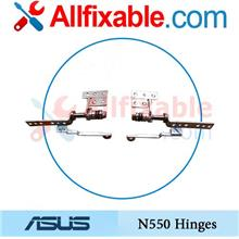 Asus N550 laptop notebook hinges