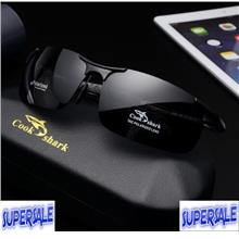 TAC Polarized UV Glare Reduction Day HD Retro Sunglasses Shades
