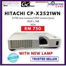 PROJECTOR REFURBISHED HITACHI CP-X2521WN
