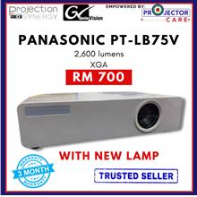 PROJECTOR REFURBISHED PANASONIC PT-LB75V