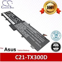 Original CS Tablet Battery AUX300SL Asus Transformer TX300K3317CA