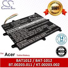 Original CS Tablet Battery ACT200SL Acer Iconia Tab A200 / A210