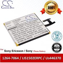 Original CS Phone Battery ERL360SL Sony Xperia C C2304 C2305 S39h