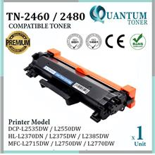 Brother TN-2480 TN-2460 TN2480 TN2460 Compatible Toner Cartridge