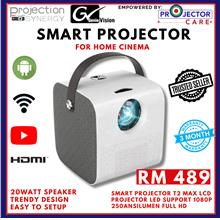 SMART MINI PORTABLE PROJECTOR