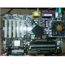 CHAINTECH 7NJL6 AMD 462(A) NVIDIA nForce2 Mainboard 240513