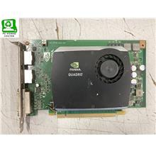 NVIDIA Quadro FX580 512MB GDDR3 Graphic Card 19082001