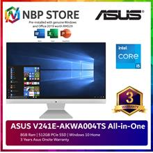 "ASUS V241E-AKWA004TS 23.8 "" FHD All-in-One Desktop White"