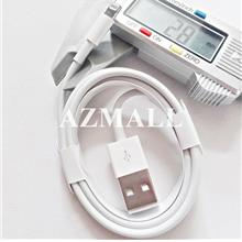 ORIGINAL Genuine 8-Pin USB Data Cable Apple iPhone XS Max XR X 5C SE