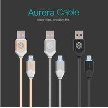 ORIGINAL Nillkin Aurora LED Lightning Cable iPhone X 8 7 6S 6 Plus 5S