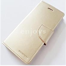 GOOSPERY BRAVO Diary Soft Case Cover Apple iPhone 7 (4.7) ~GOLD *XPD