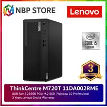 Lenovo ThinkCentre M720T 11DA002RME Tower Desktop PC