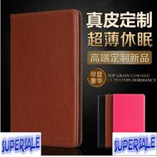 Samsung Galaxy Tab S 8.4'' Cow Leather SM-T705C Casing Case Cover