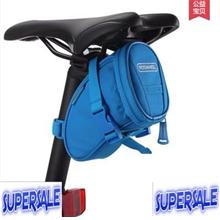 Mountain bike bicycle bag seat rear equipment accessories