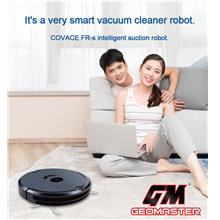GEOMASTER ALL IN ONE SMART HOME VACUUM CLEANER ROBOT , VACUUM ROBOT