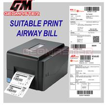 TSC TE244 BARCODE PRINTER / LABEL STICKER PRINTER -NEW SET WITH LABEL AND RIBB