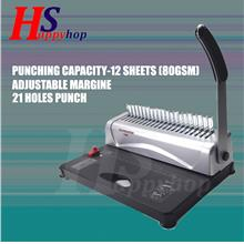 2 IN 1Dual Binder Binding Cutter Machine PC With Handle