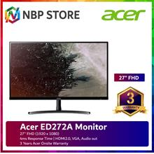 "Acer ED272A 27 "" FHD IPS LED Monitor"