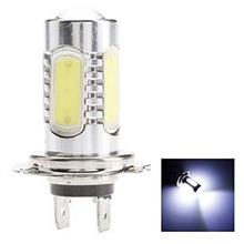 H7-7.5W-W 7.5W High Power LED Car Lamp (Super White/Fog) (1pair)