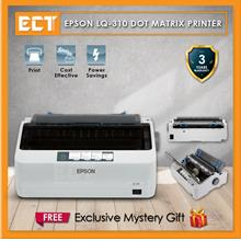 Epson LQ-310 24-Pin SIDM 347CPS Dot Matrix Impact Printer