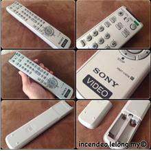 **incendeo** - SONY Video/TV Remote Control RMT-V408