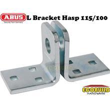 ABUS L Bracket Hasp 115/100
