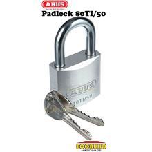 ABUS Padlock Titanium 80TI/50