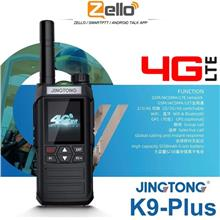 JINGTONG K9 PLUS ZELLO 4G LTE Network Walkie Talkie