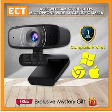 Asus Webcam C3 FHD 30 FPS Recording USB Camera