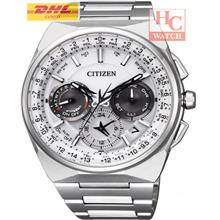 New Citizen Japan Watch Eco-drive Satellite Wave F900 Cc9000-51a
