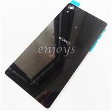 NEW HOUSING Battery Back Cover Sony Xperia Z2 D6502 D6503 ~BLACK