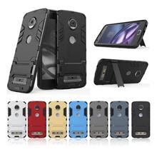 MOTO Z2 Play ZT1710 08 z2play ironman Armor Antidrop Case Casing Cover