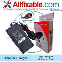 Dell 19.5V 6.7A Inspiron 15-7557, 15-7559, 15 7000 Adapter Charger