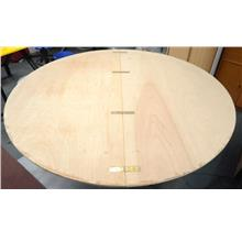 Plywood Top For Banquet Table Round 15mm 8Ft 7Ft 6Ft ZZ