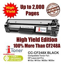 HP 48X CF248X High Yield 2K Pages, 100% More than 48A CF248A