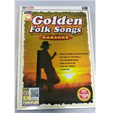 "36 Golden Folk Songs DVD Karaoke ""Cover Version """