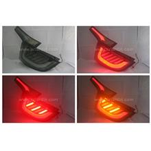 Honda Jazz 14-18 Light Bar LED Tail Lamp