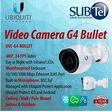 UVC-G4-BULLET Ubiquiti Video Camera G4 BULLET UVC Indoor Outdoor CCTV