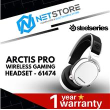 STEELSERIES ARCTIS PRO WIRELESS GAMING HEADSET - 61474