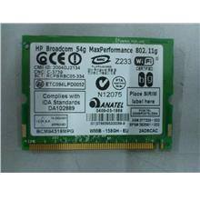 Broadcom 54g 802.11g BCM94318MPG Wireless Card (HP) 120613