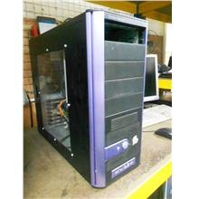 Cooler Master Centurion 5 Black Purple ATX Casing 070513