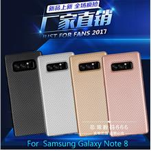 samsung note8 NOTE8 n950 Cooling Hard Back Case Cover Casing