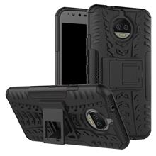 Moto G5s Plus XT1670 XT1675 Armor ShakeProof Case Cover Casing