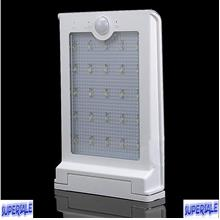 1.5W Solar Light Garden Outdoor Waterproof 25led Landscape Wall Light