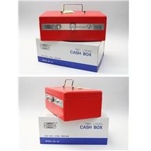 SR Two Locks Cash Box Petty Box