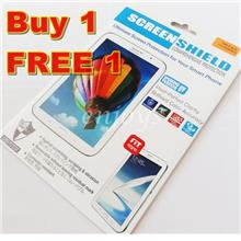 2x DIAMOND Clear LCD Screen Protector Samsung Galaxy Tab A 8.0 SM-T350